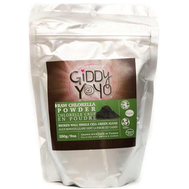 Giddy Yoyo Chlorella Powder 200G
