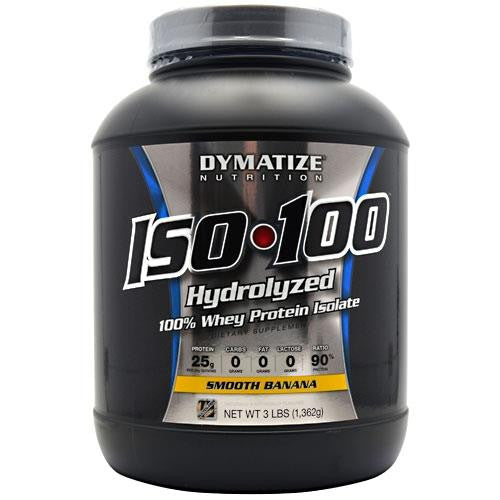 Dymatize ISO-100 Smooth Banana 5lbs