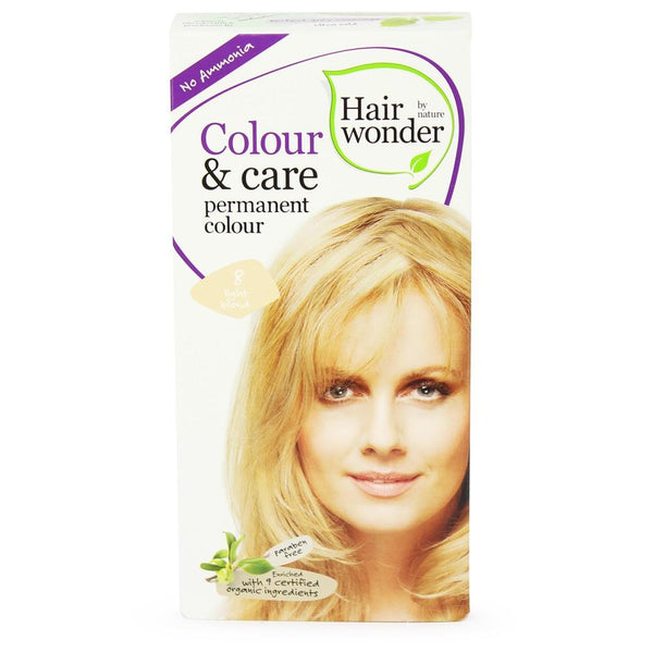 Hair Wonder Colour & Care Light Blonde Hair Dye