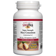 Natural Factors Maca 90Cap