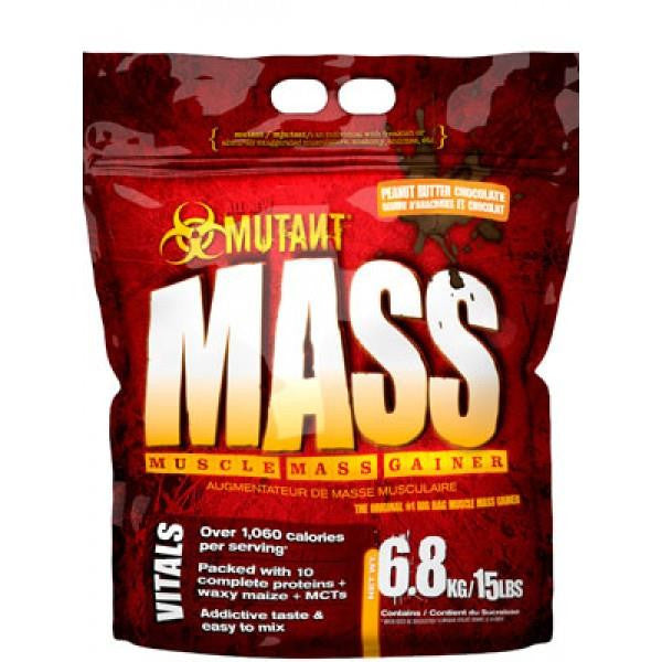 Mutant Mass Gainer Peanut Butter Chocolate 15lbs