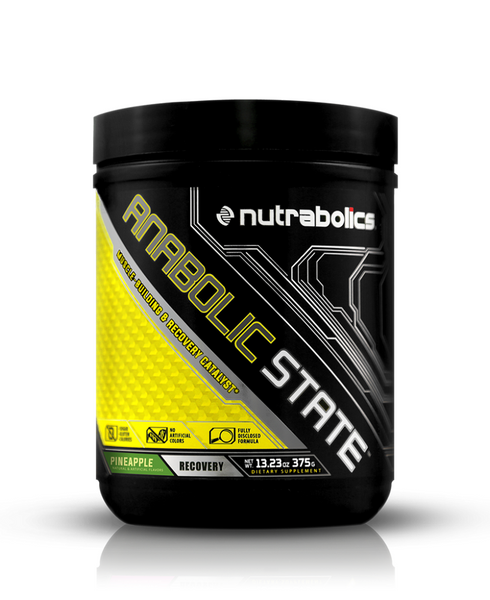 Nutrabolics Anabolic State Pineapple 375g