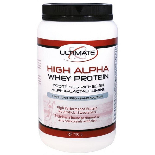 BRAD KING High Alpha Whey Unflavoured 750g*