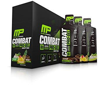 MusclePharm Pro Gel Variety Pack