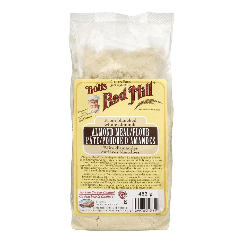 Bob's Red Mill Almond Meal Flour 453G