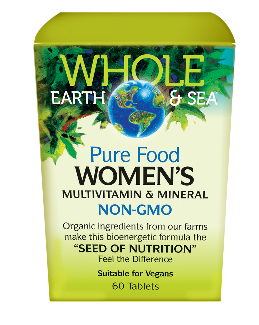 Whole Earth & Sea Women's Multi 60Tab*