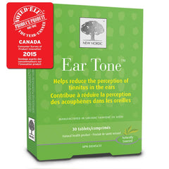 New Nordic Ear Tone 60tabs