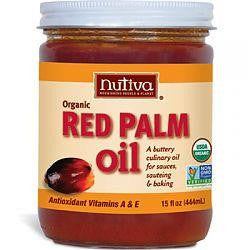 Nutiva Red Palm Oil 444ml