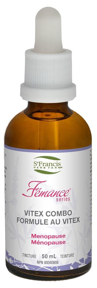 St. Francis Femance Vitex Combo 50ml tincture