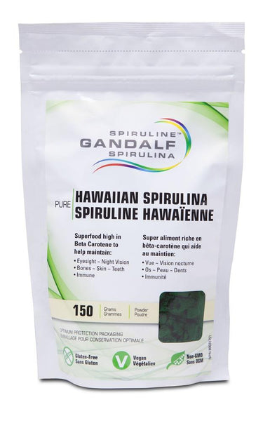 Gandalf Spirulina 150g Powder
