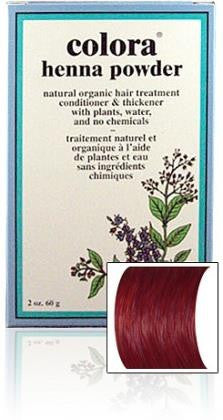 Colora Burgundy Powder 60g