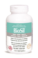 PREFERRED NATURALS Biosil 120caps *