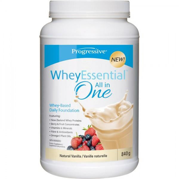 Progressive Whey Essentials All-in-One Shake Vanilla 840g
