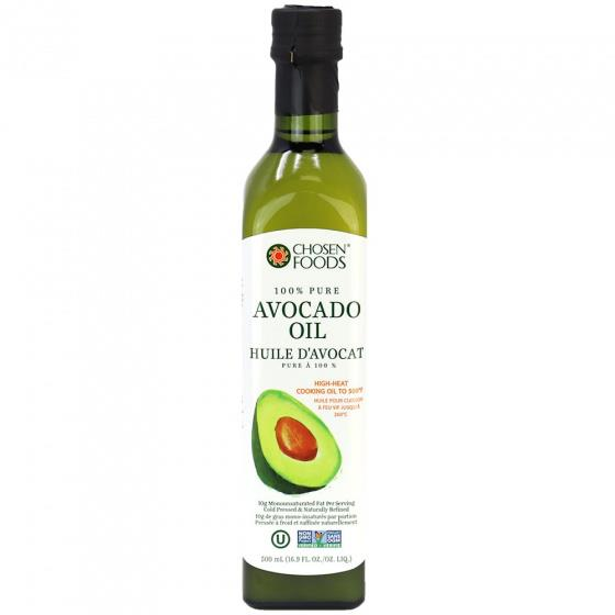 Chosen Foods Avacado Oil 500ml