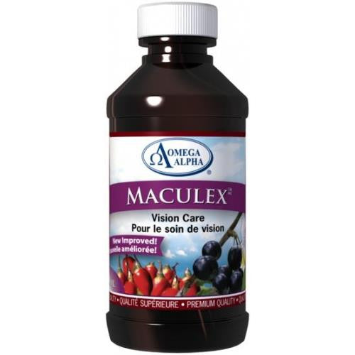 Omega Alpha Maculex 120ML