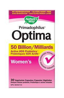 Nature's Way Primadophilus Optima Women's 30caps