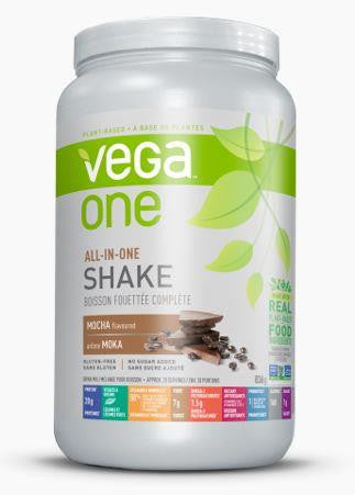 VEGA All-in-One Shake Mocha 836g