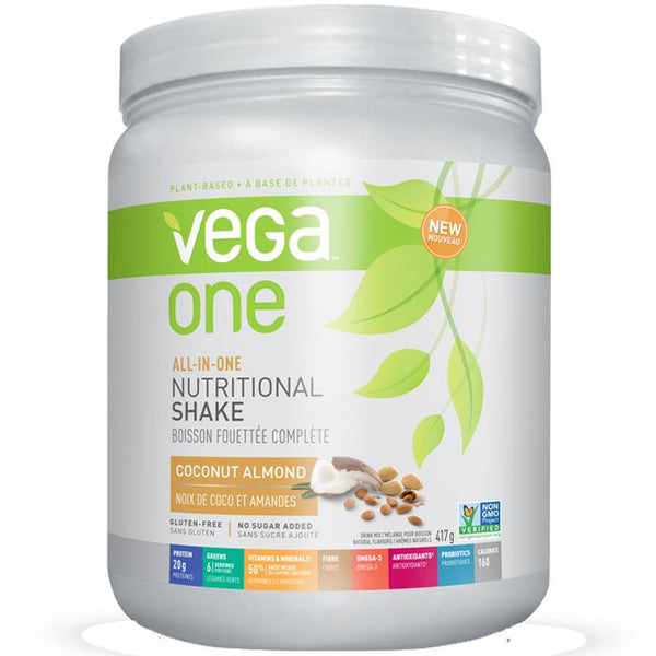 VEGA ONE COCONUT ALMOND 410G