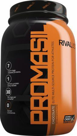 Rivalus Promasil Whey Chocolate 2.5lbs