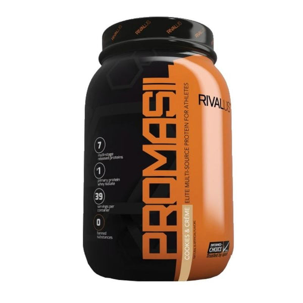 Rivalus Promasil Whey Cookies & Cream 2.5lbs
