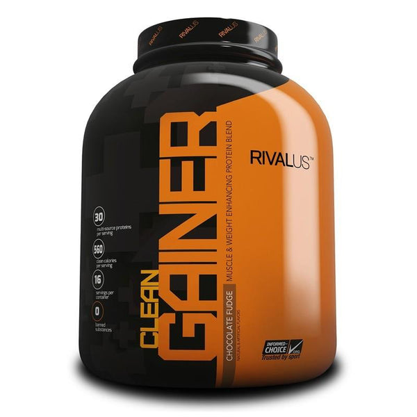 Rivalus Clean Gainer Chocolate 5lbs