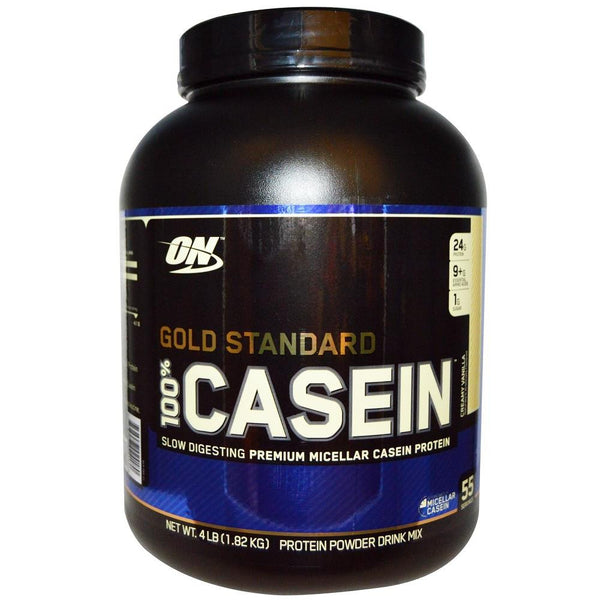 ON Gold Standard 100% Casein Vanilla 4lbs