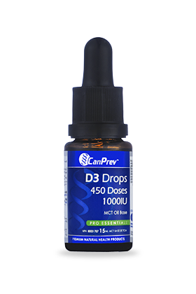 CAN PREV Vitamin D3 15ml
