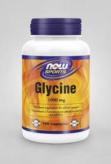 NOW Glycine 1000mg 100caps