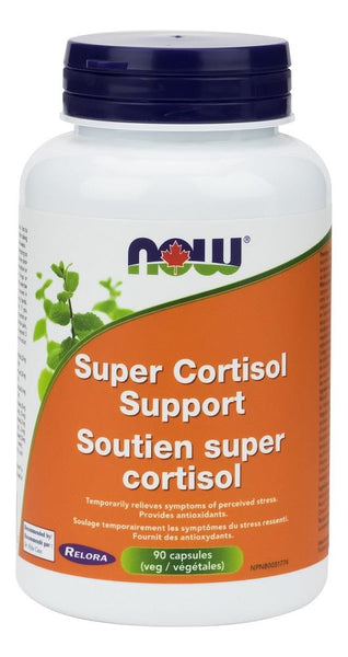 NOW Super Cortisosupport 750mg 90caps