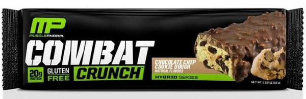 MusclePharm Combat Crunch Chocolate Bar