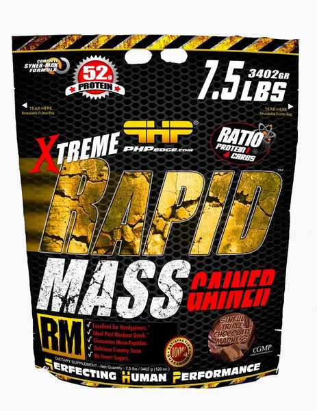 PHP Rapid Mass Sinful Triple Chocolate 7.5