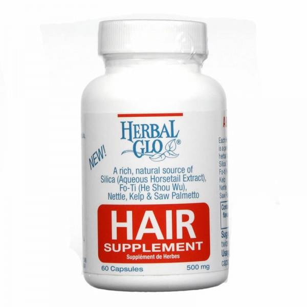 Herbal Glo Hair Supplement 60caps