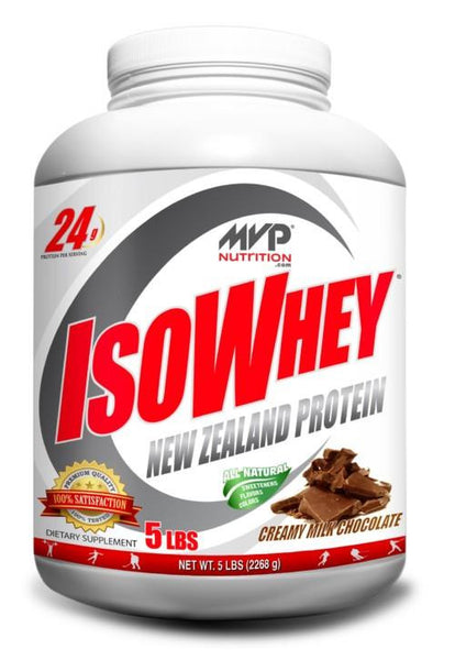 MVP ISO-Whey Milk Chocolate 5lbs
