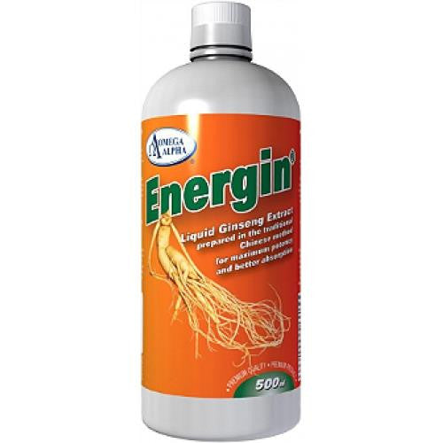Omega Alpha Energin Honey-Apple Flavour 500ML