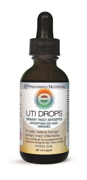 PREFERRED NATURALS UTI Drops 60ml