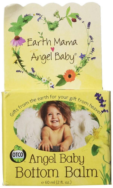 Earth Mama Angel Baby Bottom Balm 60ml
