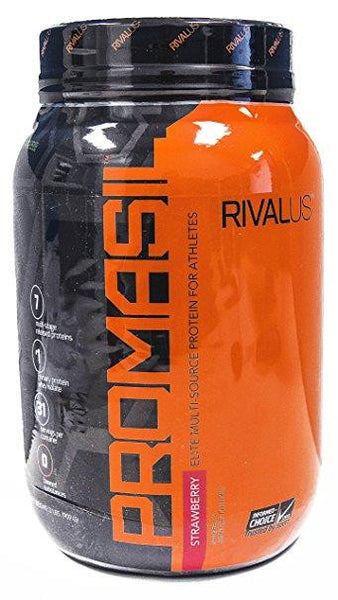 Rivalus Promasil Whey Strawberry 2.5lbs