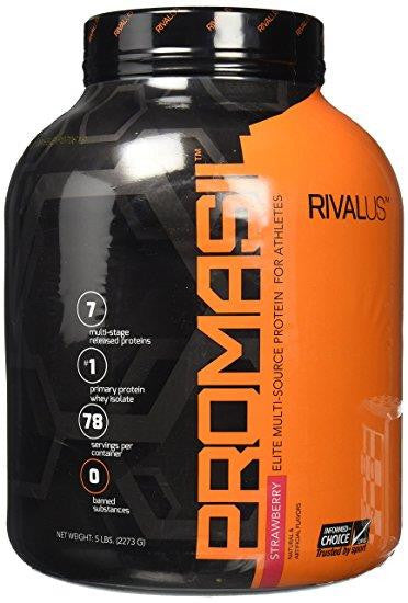 Rivalus Promasil Strawberry 5lbs