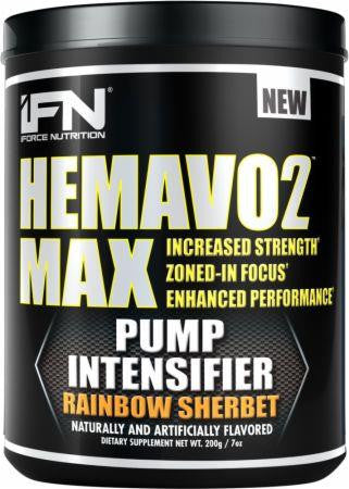 IFN Max Out Rainbow Sherbert 222g