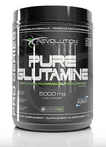 Revolution Pure L-Glutamine 1kg