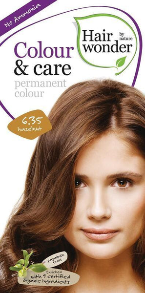 Hair Wonder Colour & Care Hazelnut Dye
