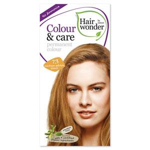Hair Wonder Colour & Care Medium Golden Blonde Dye