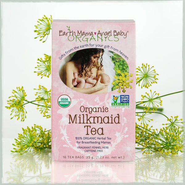 Earth Mama Angel Baby Organic Milkmaid Tea 35g