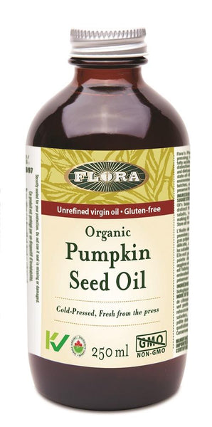 Flora Organic Pumpkin Seed Oil 250ml
