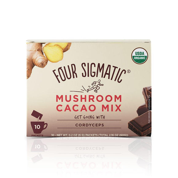 Four Sigmatic Mushroom Hot Cacao with Cordyceps 60G