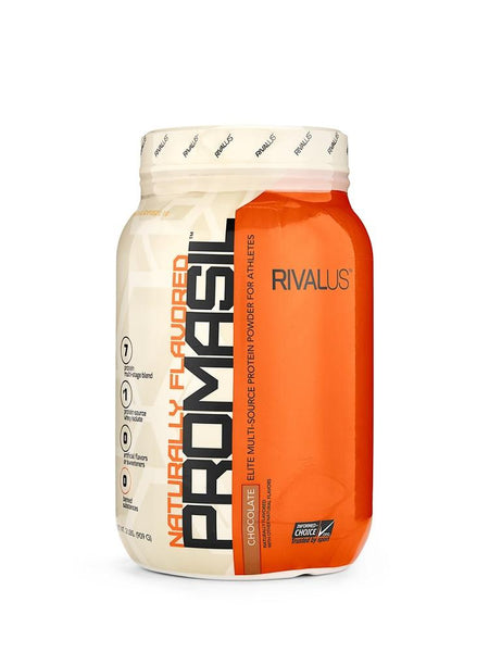 Rivalus Naturally Flavored Promasil Whey Chocolate 2lbs