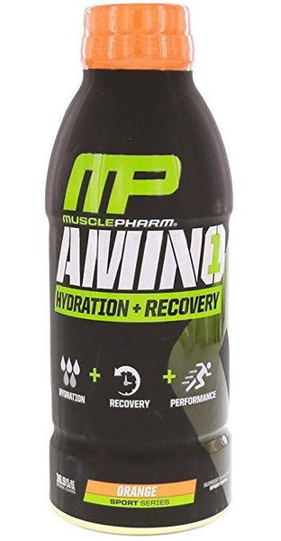 MusclePharm Amino1 Orange Sports Drink 500ml
