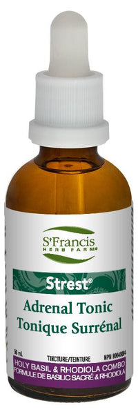 St. Francis Strest 50ml tincture