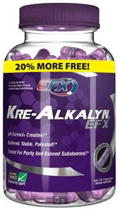 EFX Kre-Alkalyn Pre-Workout 192caps