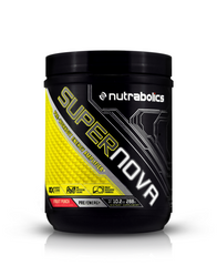 Nutrabolics SuperNova Fruit Punch 288g